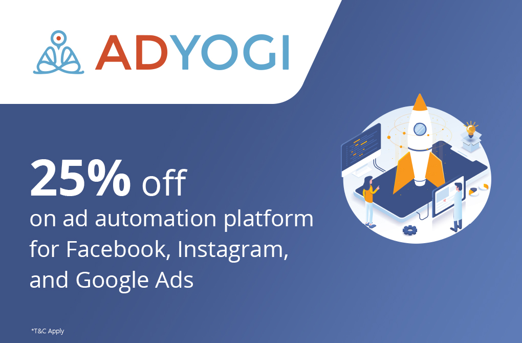 Get 25% off for 1 Year on Ad Automation Services