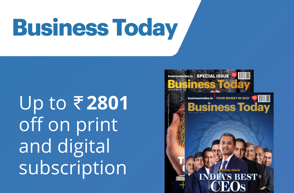 Upto Rs.2801 off on Subscriptions