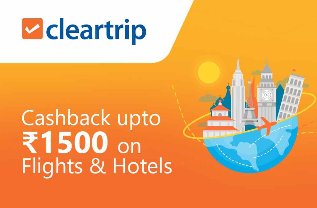 Get up to Rs.1500 Wallet Cashback