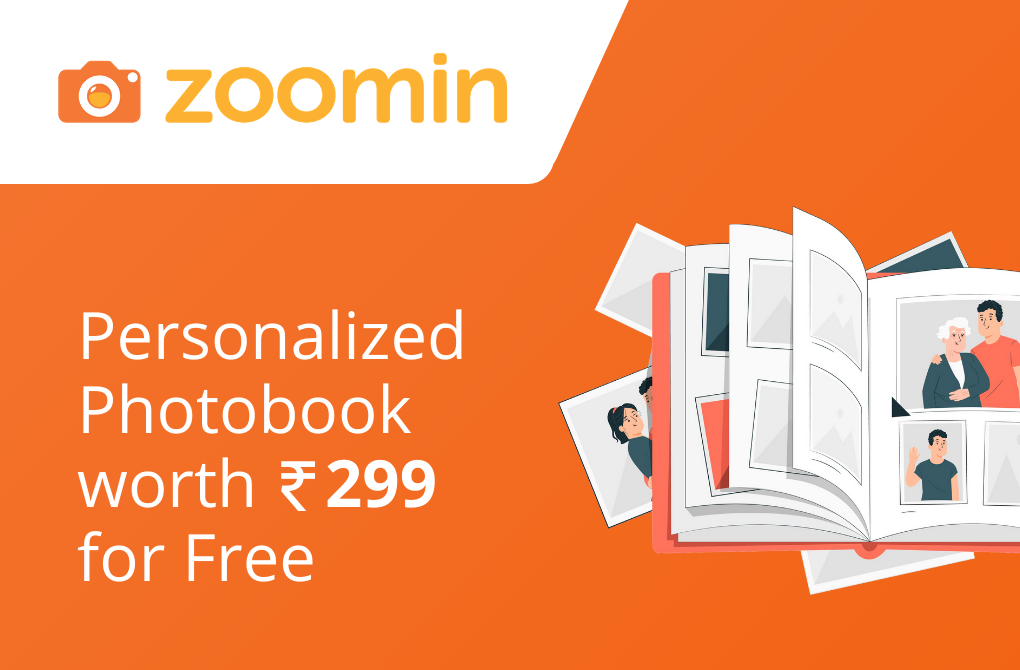 Get a Personalized Photobook for free