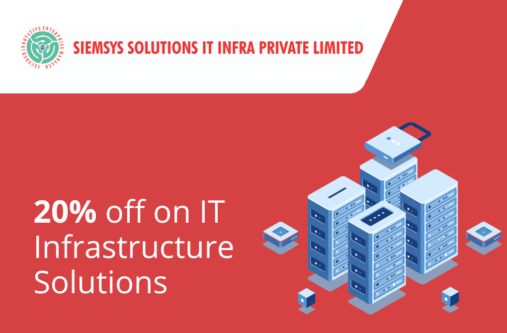 Get 20% off from Siemsys Solutions