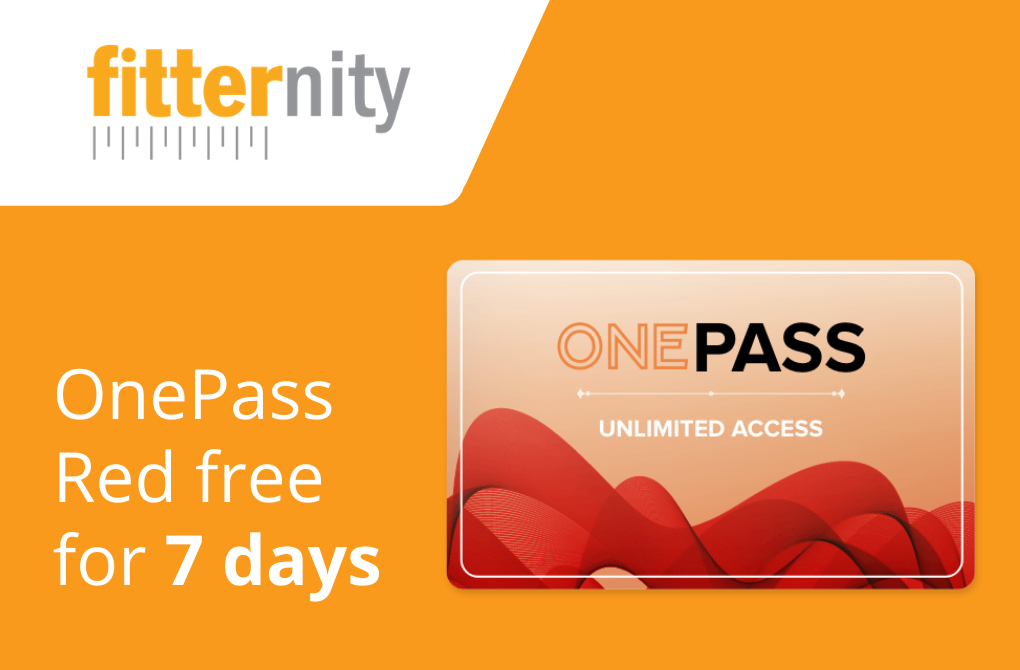 Get OnePass Red free for 7 days