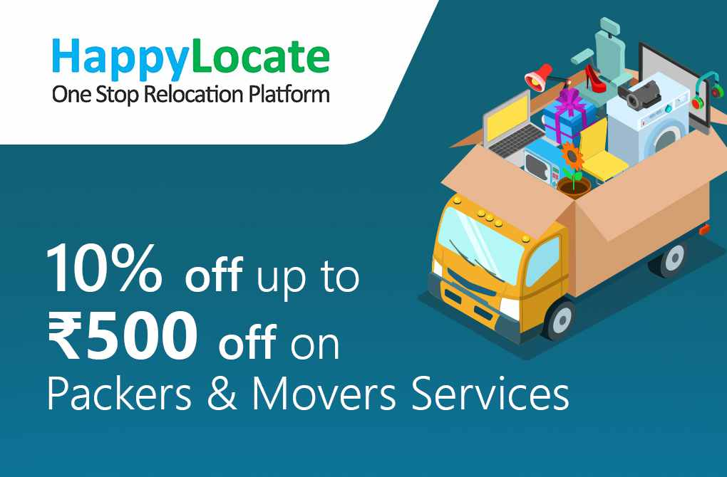 10% off from HappyLocate services