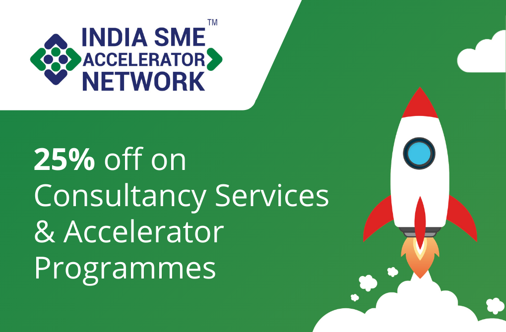 25% off from on SME Business Consultancy & Accelerator Network
