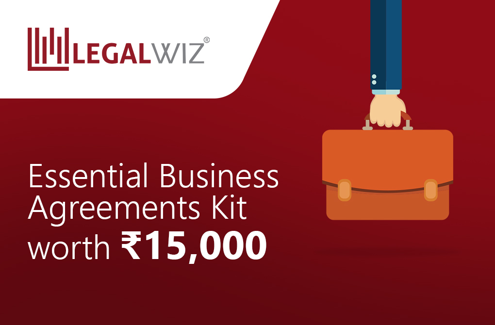Essentials Business Agreement Kits upto Rs.15000