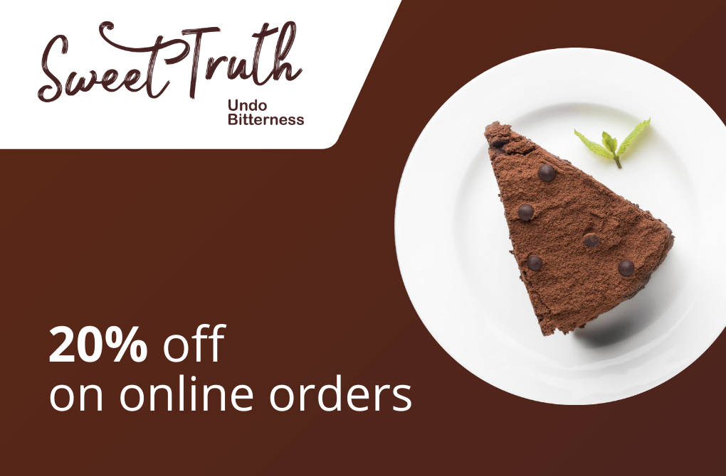 20% off from Sweet Truth