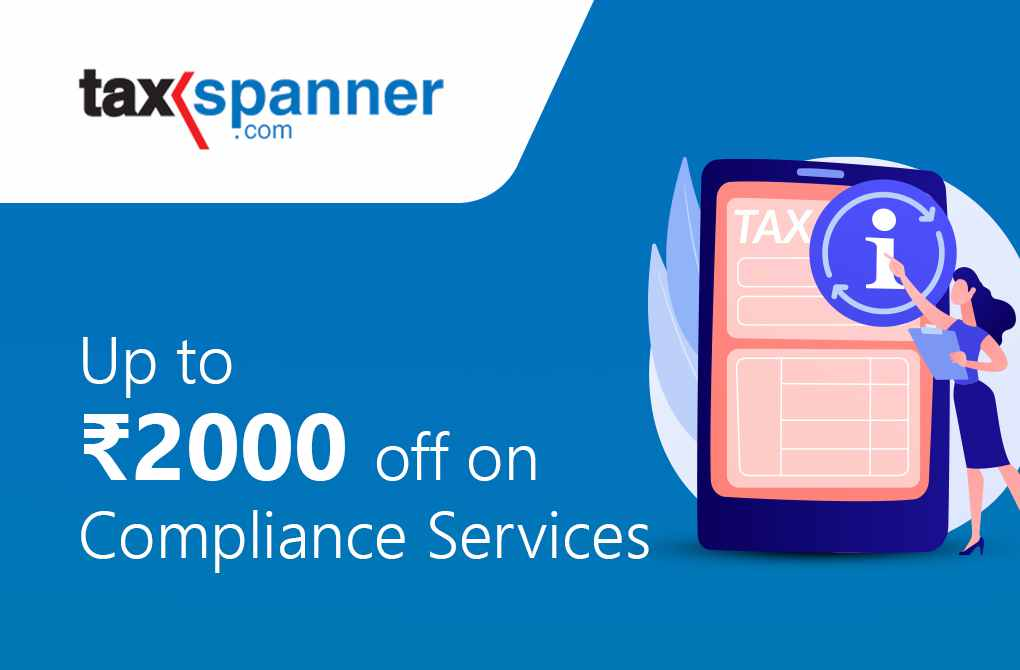 Up to Rs.2000 off from TaxSpanner