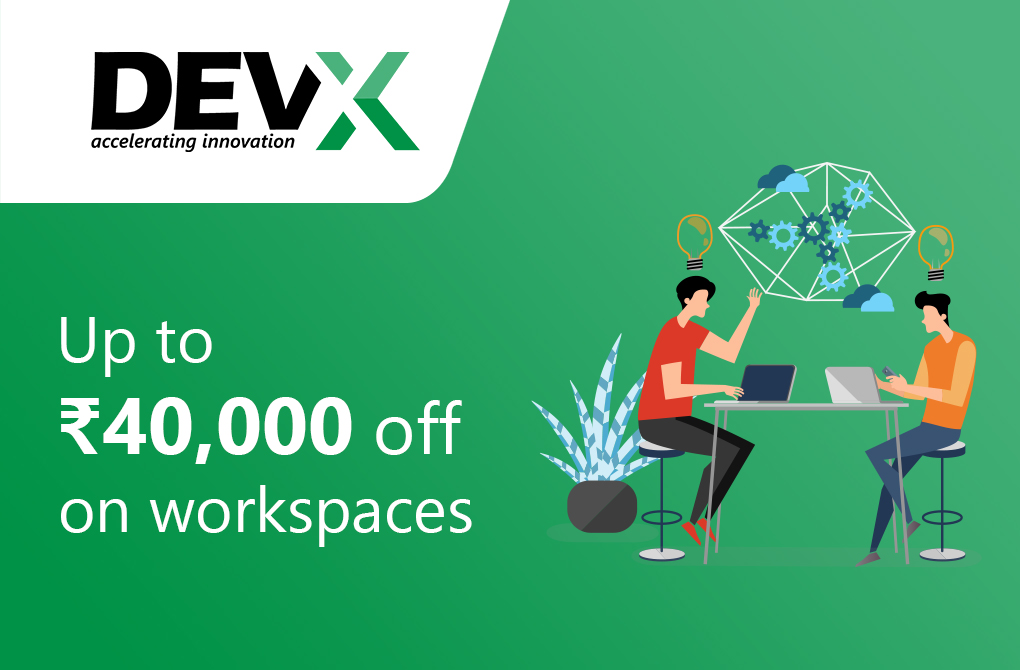 Up to Rs.40,000 off from DevX