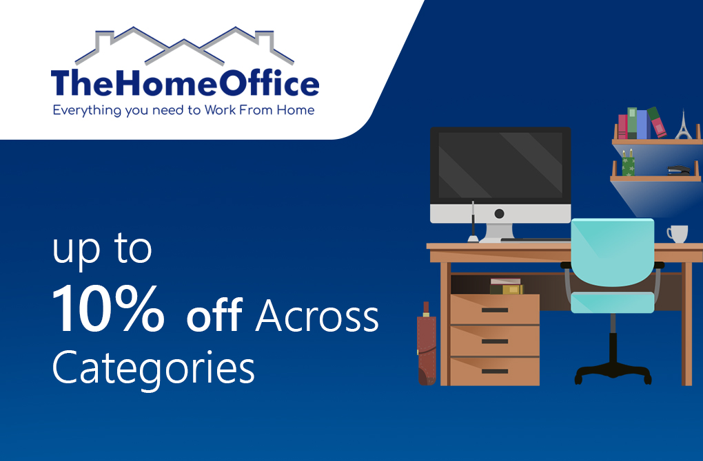Get up to 10% off from TheHomeOffice